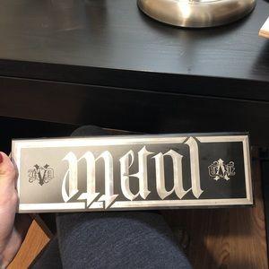 Other - Kat Von D Metal Matte Palette